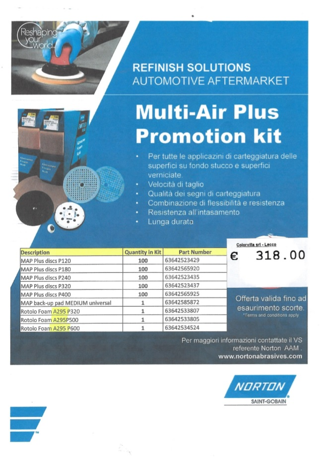 PROMO MULTI AIR PLUS